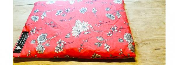 Kirschkernkissen - Blüten